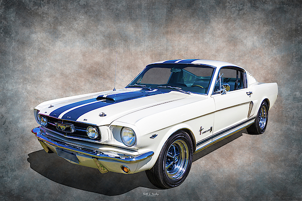 Fastback Pony Car by Keith Hawley